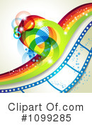 Film Clipart #1099285 by merlinul