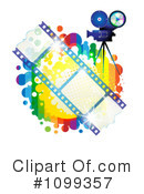 Film Clipart #1099357 by merlinul