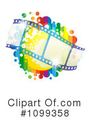 Film Clipart #1099358 by merlinul