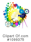 Film Clipart #1099375 by merlinul