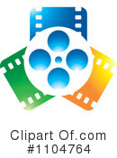Film Clipart #1104764 by Lal Perera