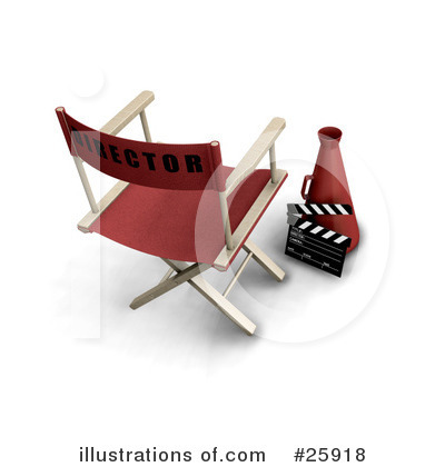 Clapperboard Clipart #25918 by KJ Pargeter
