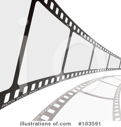 Film Clipart #103591 by michaeltravers
