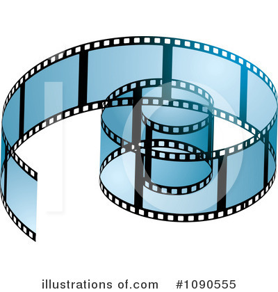 Film Clipart #1090555 by michaeltravers