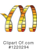 Film Strip Clipart #1220294 by cidepix