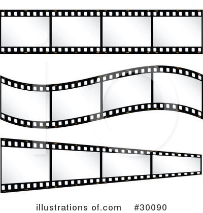 free film clipart
