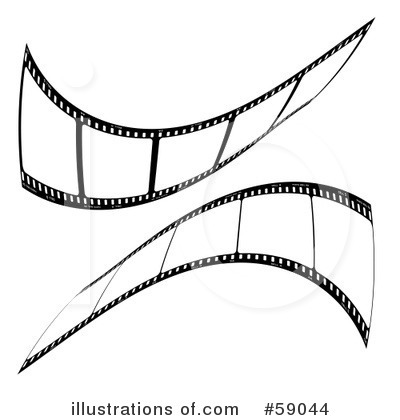 Film Clipart #59044 by michaeltravers