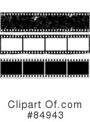 Film Strip Clipart #84943