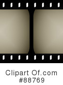 Film Strip Clipart #88769 by Arena Creative