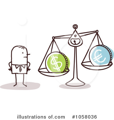 Financial Clipart #1058036 by NL shop