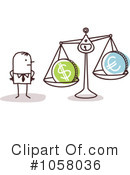 Royalty-Free (RF) finance Clipart Illustration #1058036