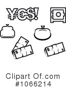 Finance Clipart #1066214 by Vector Tradition SM