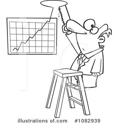 Stocks Clipart #1082939 by toonaday