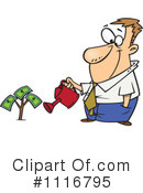 Royalty-Free (RF) Finance Clipart Illustration #1116795