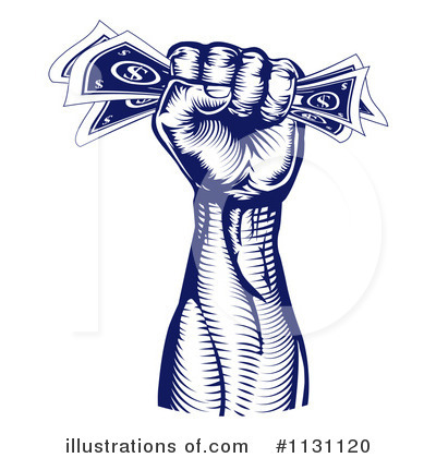 Cash Clipart #1131120 by AtStockIllustration