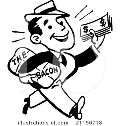 Royalty-Free (RF) Finance Clipart Illustration by BestVector - Stock Sample #1156718