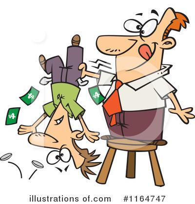 Financial Clipart #1164747 by toonaday