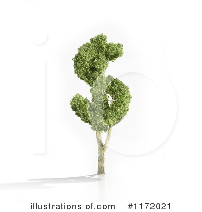 Money Tree Clipart #1172021 by Mopic