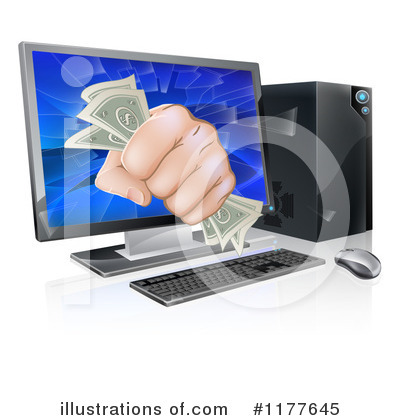Cash Clipart #1177645 by AtStockIllustration