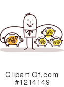 Finance Clipart #1214149 by NL shop