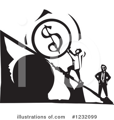 Finance Clipart #1232099 by xunantunich