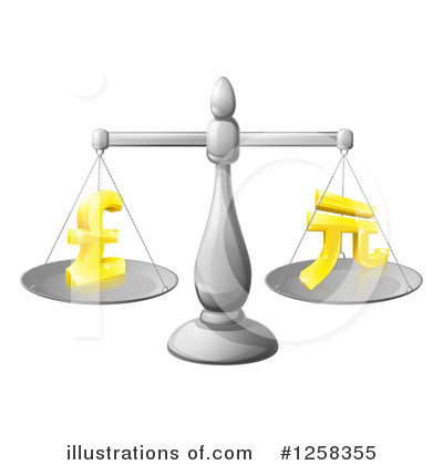 Royalty-Free (RF) Finance Clipart Illustration by AtStockIllustration - Stock Sample #1258355