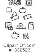 Finance Clipart #1332523 by Vector Tradition SM