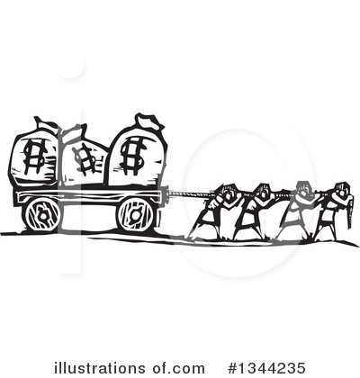 Finance Clipart #1344235 by xunantunich