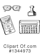 Royalty-Free (RF) Finance Clipart Illustration #1344973