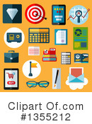 Royalty-Free (RF) Finance Clipart Illustration #1355212