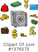 Finance Clipart #1376272 by Vector Tradition SM