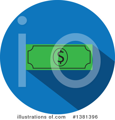 Finance Clipart #1381396 by ColorMagic