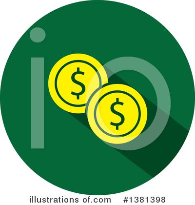 Royalty-Free (RF) Finance Clipart Illustration by ColorMagic - Stock Sample #1381398