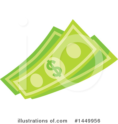 Money Clipart #1449956 by Vector Tradition SM