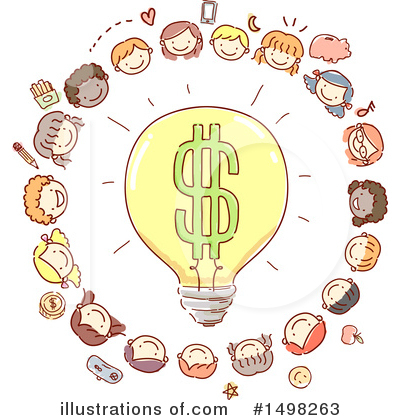 Dollar Symbol Clipart #1498263 by BNP Design Studio
