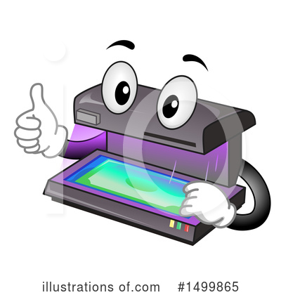 Thumb Up Clipart #1499865 by BNP Design Studio