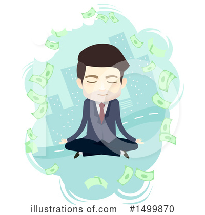 Yoga Clipart #1499870 by BNP Design Studio