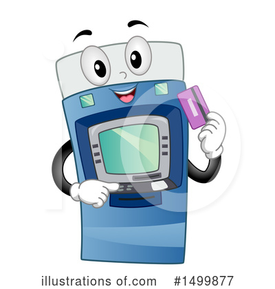 Credit Card Clipart #1499877 by BNP Design Studio