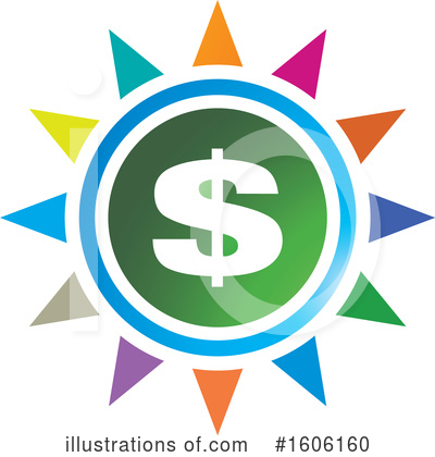 Finance Clipart #1606160 by Lal Perera