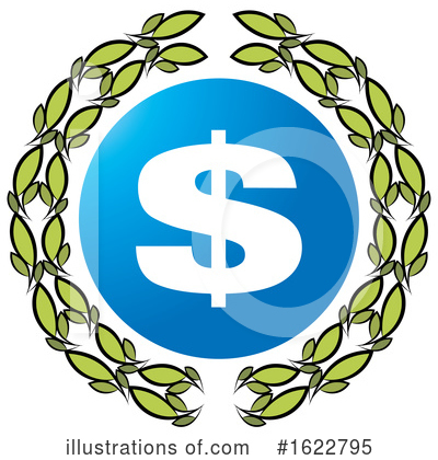 Finance Clipart #1622795 by Lal Perera
