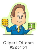 Finance Clipart #226151