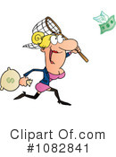 Financial Clipart #1082841 by Hit Toon