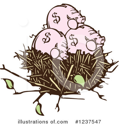 Finance Clipart #1237547 by xunantunich