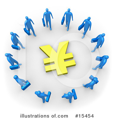 Financial Clipart #15454 by 3poD