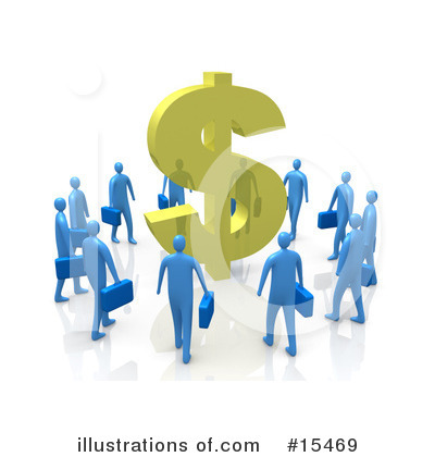 Financial Clipart #15469 by 3poD