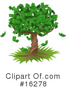 Royalty-Free (RF) financial Clipart Illustration #16278
