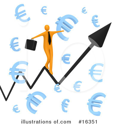 Royalty-Free (RF) Financial Clipart Illustration by 3poD - Stock Sample #16351