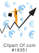 Financial Clipart #16351 by 3poD