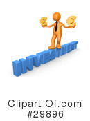 Financial Clipart #29896 by 3poD