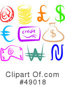 Royalty-Free (RF) Financial Clipart Illustration #49018